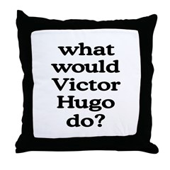 WWVHD Throw Pillow