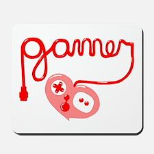 Gamer Heart Mousepad