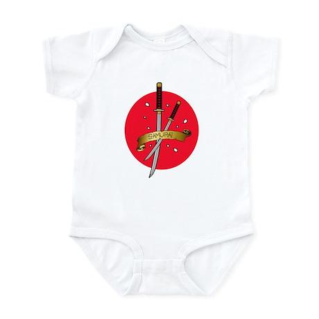 Sakura Samurai Infant Bodysuit