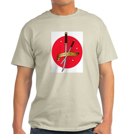 Sakura Samurai Light T-Shirt