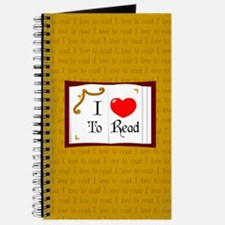 I Love To Read Journal