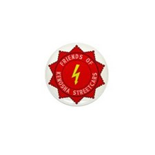 FRIENDS OF KENOSHA STREETCARS Mini Button