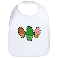 Frankencream Bib