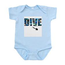 SCUBA DIVE Infant Bodysuit