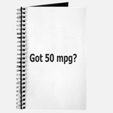 Got 50 mpg? Journal