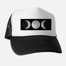 Three Phase Moon Trucker Hat