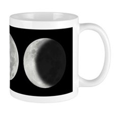 Three Phase Moon Small Small Mug
