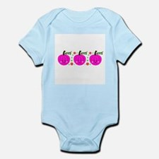 Cute Pumpkins Infant Bodysuit