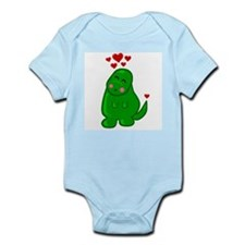 Baby Dino Infant Bodysuit
