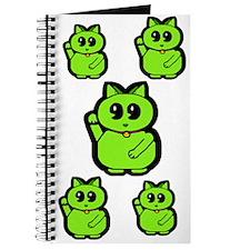 Radioactive Luckycat Journal