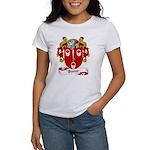 Dunne Family Crest Women's T-Shirt
