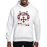 Dunning Family Crest Hooded Sweatshirt