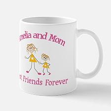 Amelia and Mom - Best Friends Mug