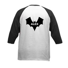 BLACK BAT ALEX Tee