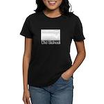 Old School T Women's Dark T-Shirt