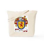 Duthie Family Crest Tote Bag