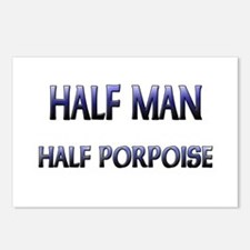 Half Man Half Porpoise Postcards (Package of 8)
