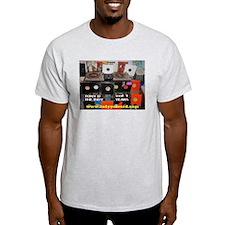 indy years cd Ash Grey T-Shirt