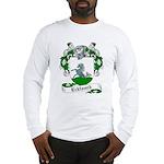 Eckfoord Family Crest Long Sleeve T-Shirt
