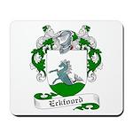 Eckfoord Family Crest Mousepad