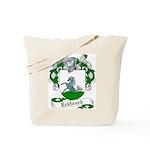 Eckfoord Family Crest Tote Bag