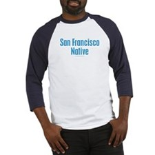 SF Native - Baseball Jersey