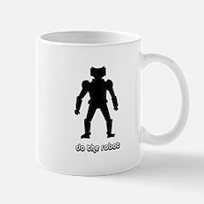 do the robot Mug