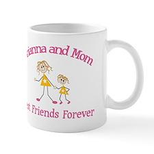 Briana and Mom - Best Friends Mug