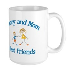 Henry and Mom - Best Friends Mug