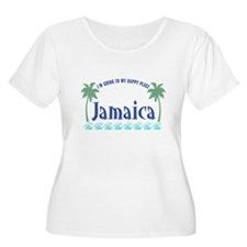 Jamaica Happy Place - T-Shirt