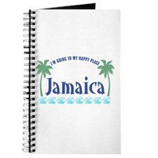 Jamaica Happy Place - Journal