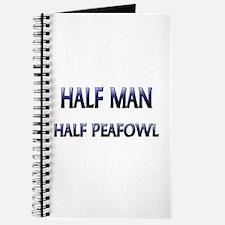 Half Man Half Peafowl Journal