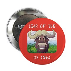 Year of The Ox 1961 2.25