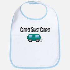 Camper Sweet Camper Bib