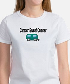 Camper Sweet Camper Women's T-Shirt