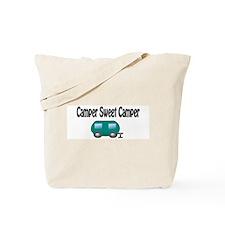 Camper Sweet Camper Tote Bag