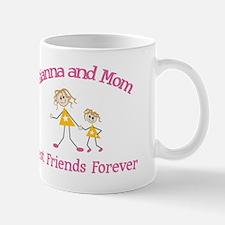 Gianna and Mom - Best Friends Mug