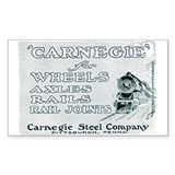 Andrew carnegie Bumper Stickers