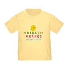 Chick for Change T