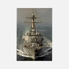USS Churchill DDG-81 Rectangle Magnet