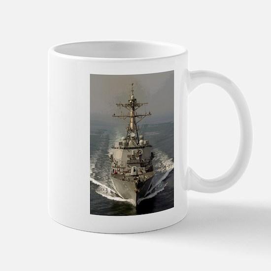 USS Churchill DDG-81 Mug