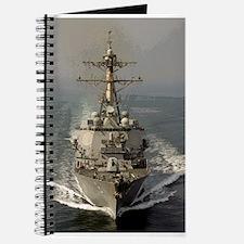 USS Churchill DDG-81 Journal