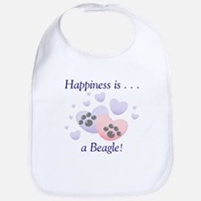 Happiness is...a Beagle Bib