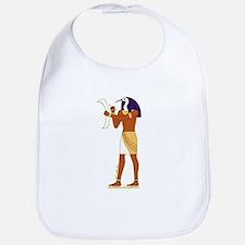 Egyptian God Thoth Bib