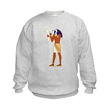 Egyptian God Thoth Sweatshirt
