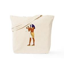 Egyptian God Thoth Tote Bag