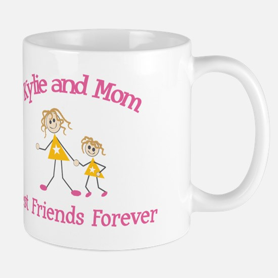 Kylie and Mom - Best Friends Mug