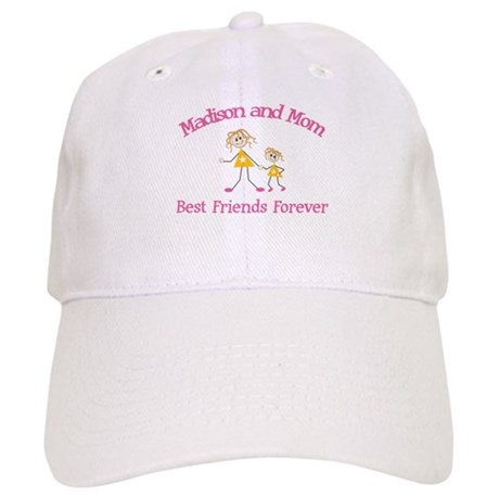 Madison and Mom - Best Friend Cap