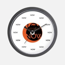 NOW Wall Clock 2