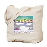 Beach Colors Seashore Tote Bag